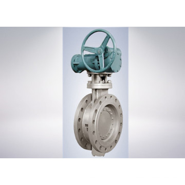Triple Econcentric Butterfly Valve
