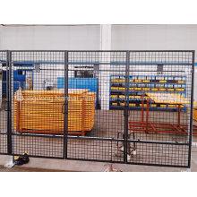 Powder Coated Mesh Guard Painted Hot DIP Galvanized Guard Mesh Panels