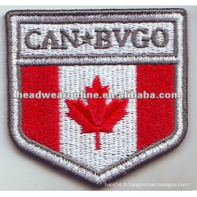 Badge à lame en lingots