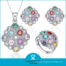 Factory Price Fashion Jewelry 925 Sterling Silver Jewellery (J-0170)