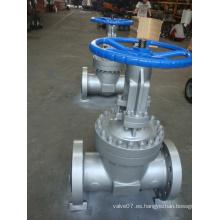 Válvula de compuerta de acero ANSI