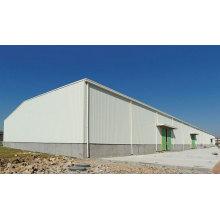 Atelier en acier structuré (SSW-650)