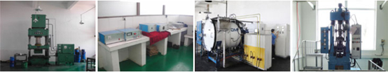Tungsten Carbide Equipments