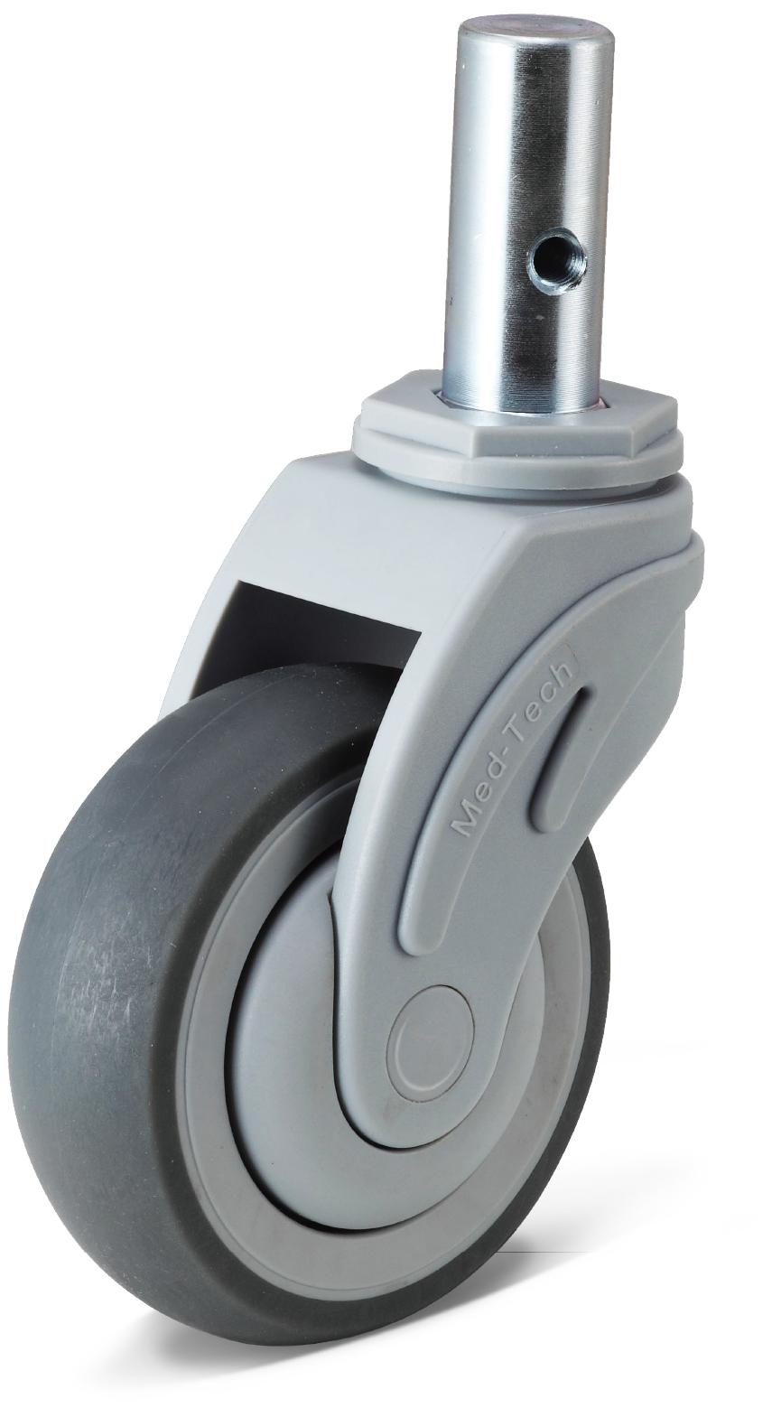 TPR Round Interpole Medical Wheel