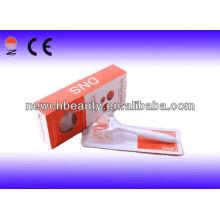 Derma roller roller roller roller roller portable beauty equipment avec CE vibrate derma roller