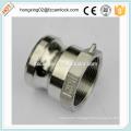 camlock coupling type A 316 stainless steel BSP, NPT, camlock x female ,T-lok camlocks