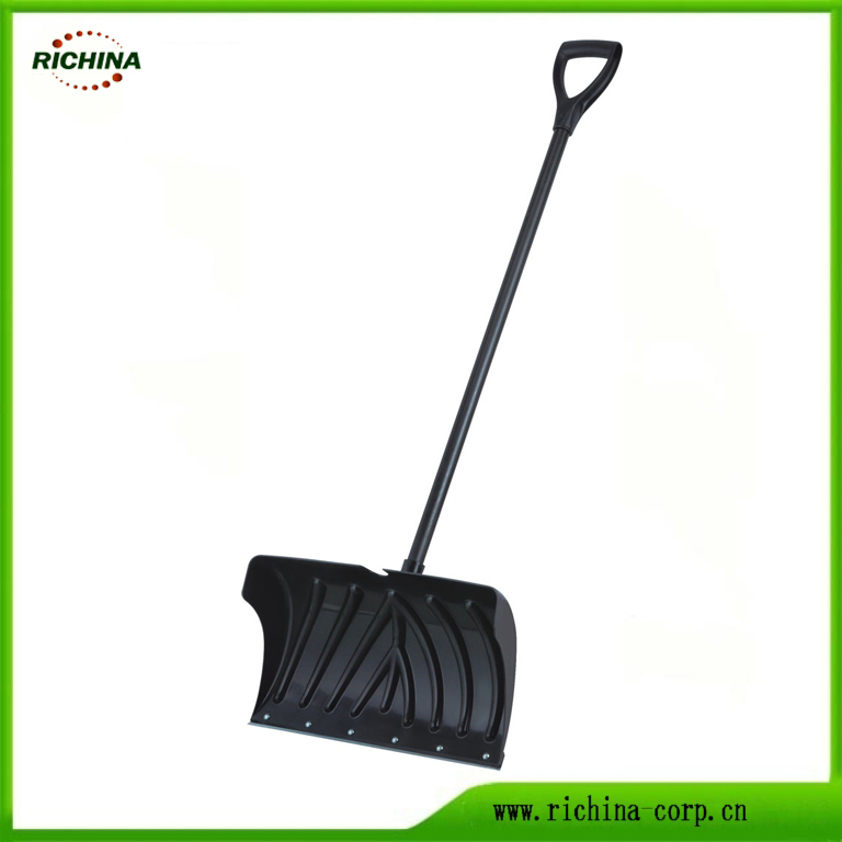 Poly Snow Pusher Shovel