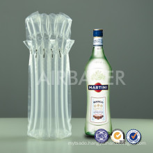 Wholesales Competitive price Plastic Bubble Column Air Bag Packaging for fragile products