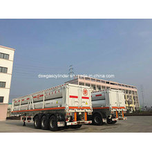 CNG Tube Trailer 6, 500 Cubicmeters
