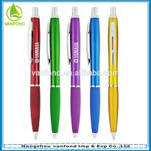 Venda direta da fábrica personalizados canetas de marca famosa de estilo novo