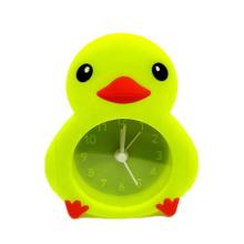 Custom Unbreakable Silicone Alarm Clock for Kid