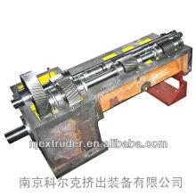Hochwertiges Getriebe für Doppelschneckenextruder