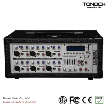 6 Channel Power Box Console