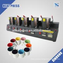 Xinhong Best Selling! 11oz MP150x5-1 5 in 1 pneumatic mug press machine