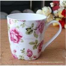 Keramische Schalen-Kaffeetasse für Geschenke