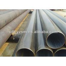 ASTM A106 Gr, una tubería de acero con costura recta