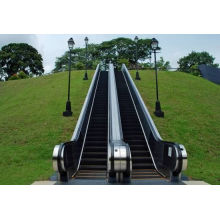 Aluminum Step Outdoor Escalator with Vvvf