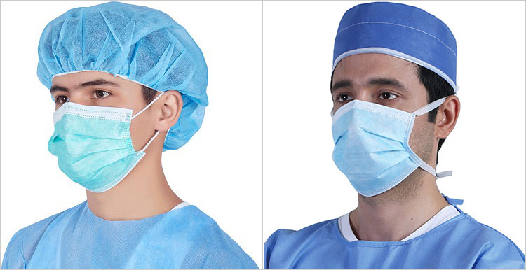 Disposable Surgical Gauze Mask Factory