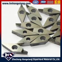 Inserção de Carbide de Inserção de PCD