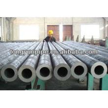 Tuyau en acier au carbone sans soudure et tuyau en acier classique astm 106