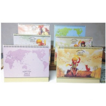 Desk Calendar Hot Style, Wholesale Customized Calendar, Advertising Calendar