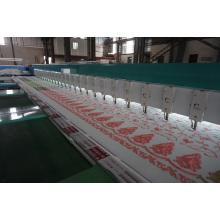 Máquina de bordar de calidad multi-cabeza del Chenille