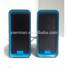 2.0 USB MINI speaker with with vibrating diaphragm
