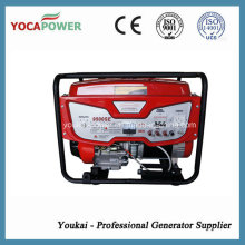 7.5kw 50Hz Three Phase Gasoline Generator
