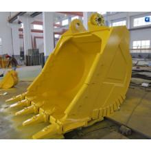 Godet tracteur pour excavatrice Komatsu (PC750, PC1250)
