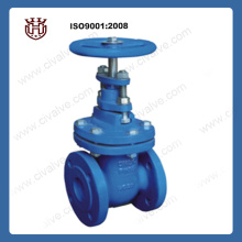 DIN3352 F4 Stem Metal Seat water Gate Valve