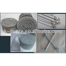 Kabelbinder mit einem Durchmesser von 0,5 mm bis 1,8 mm