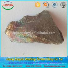 Tamanho personalizado ferro manganês FeMn88C7.0 Henan provedor