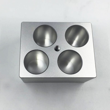 Kvalitet Custom Machining Aluminium Parts for Instrument