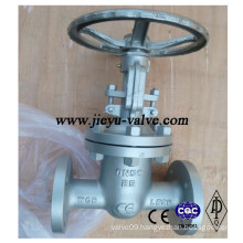 DIN Cast Steel Wedge Gate Valve (PN16 DN50)