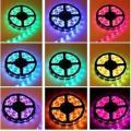 Flexible SMD5050 60LEDs RGB hotel decoration Led lights