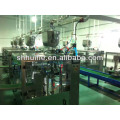 Multi Function stand up pouch packing machine