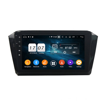 Android 9 car head units สำหรับ Magotan 2016-2017