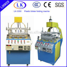 hot selling PVC Blister three sides flanging machine with cheap price