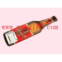 Metal Bottle Opener with Customer′s Logo Print (m-BO02)