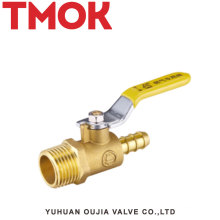 Top long handle External thread gas mouth valve