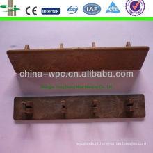 WPC clipes para decking do lado