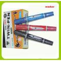 Double Head Permanent Marker Pen (150)