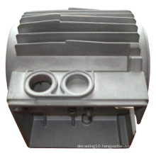 OEM Sand Casting Motor Frame with Painting