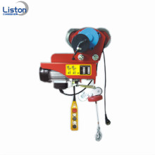 Lever Mini Electric Wire Rope Rope Hoist 400kg