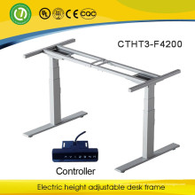 Siéntese escritorio soporte eletric eletric columna eléctrica altura ajustable mesa marco elevación eléctrica escritorio