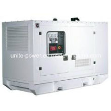 Stiller Dieselmotor-Stromgenerator 20kVA mit Kubota-Dieselmotor