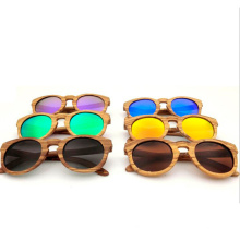 Fabricantes que venden gafas de sol importadas de marco de madera