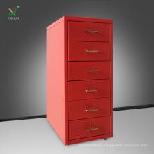 Office steel furniture KD structure steel file cabinet