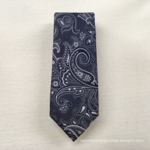 Chinese Supplier Create Your Own Brand Jacquard Woven Paisley Wholesale Silk Ties