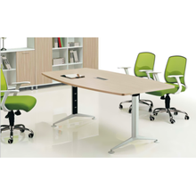 Cheap price high top meeting table for meeting area